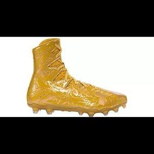 UA Mens size 12 Highlight Lux MC Football Cleats